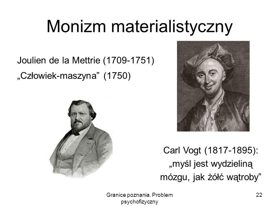 Monizm materialistyczny
