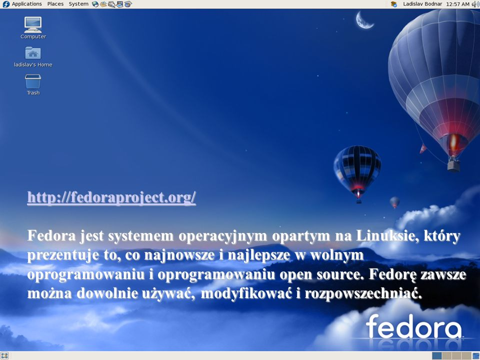 http://fedoraproject.org/