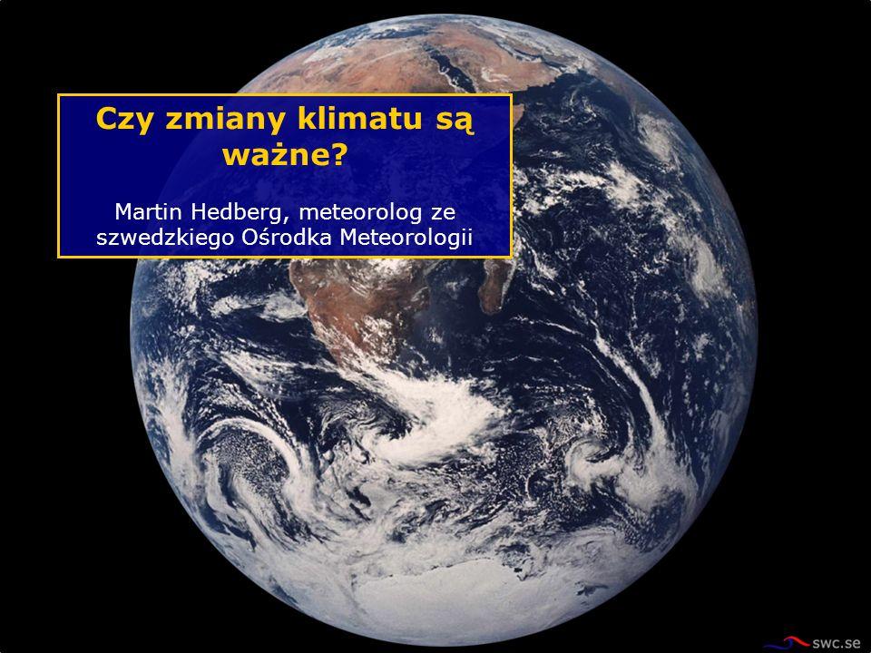 Väder- och Klimatförändringar