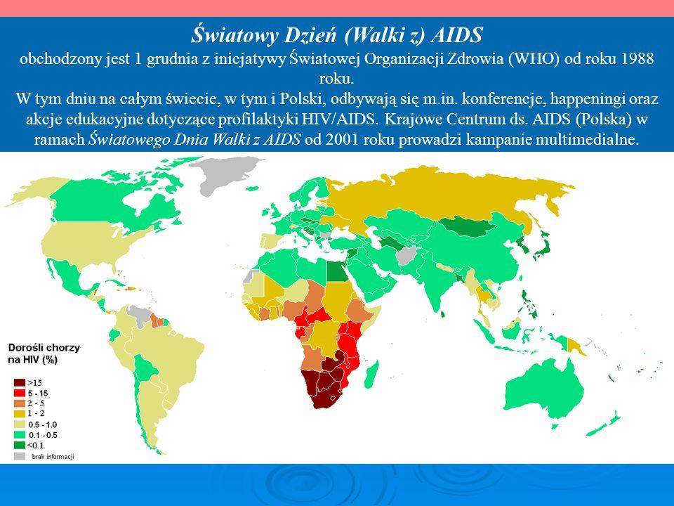 Światowy Dzień (Walki z) AIDS