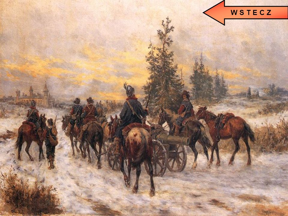Pochód Szwedów do Kiejdan