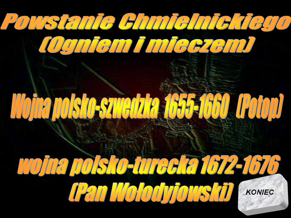 Powstanie Chmielnickiego (Ogniem i mieczem)