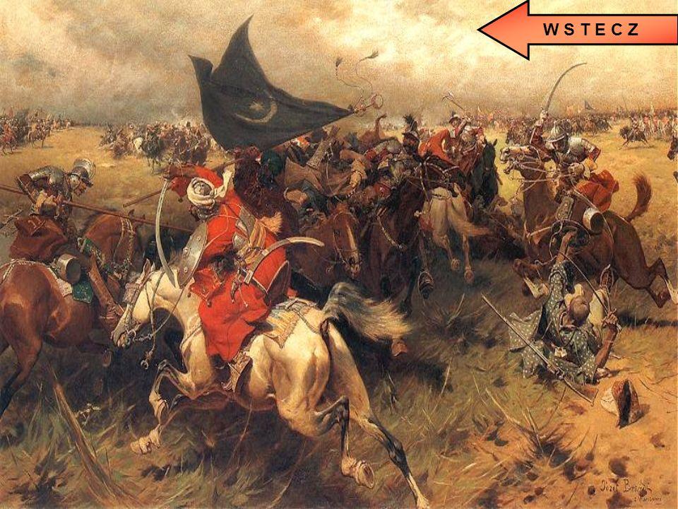 Walka jazdy polskiej i tureckiej
