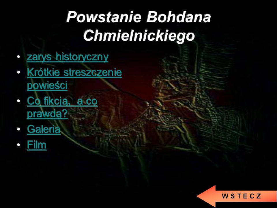 Powstanie Bohdana Chmielnickiego