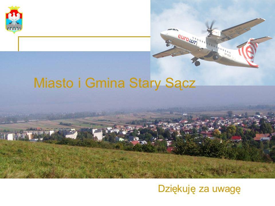 Miasto i Gmina Stary Sącz