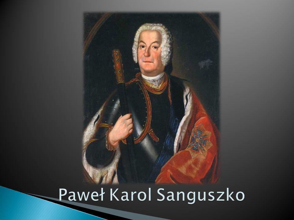 Paweł Karol Sanguszko