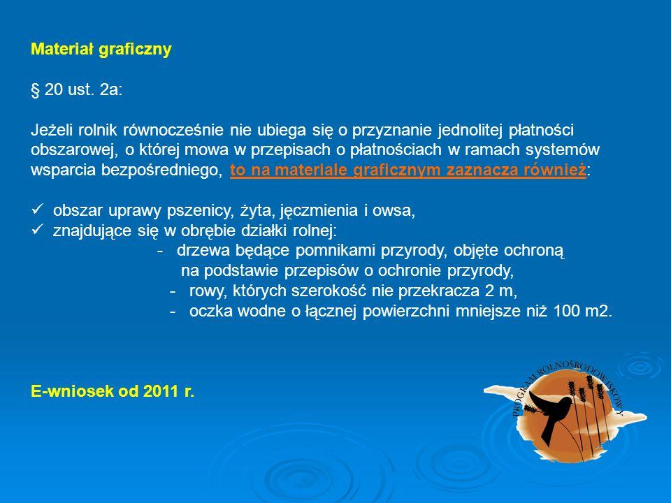 Materiał graficzny§ 20 ust. 2a: