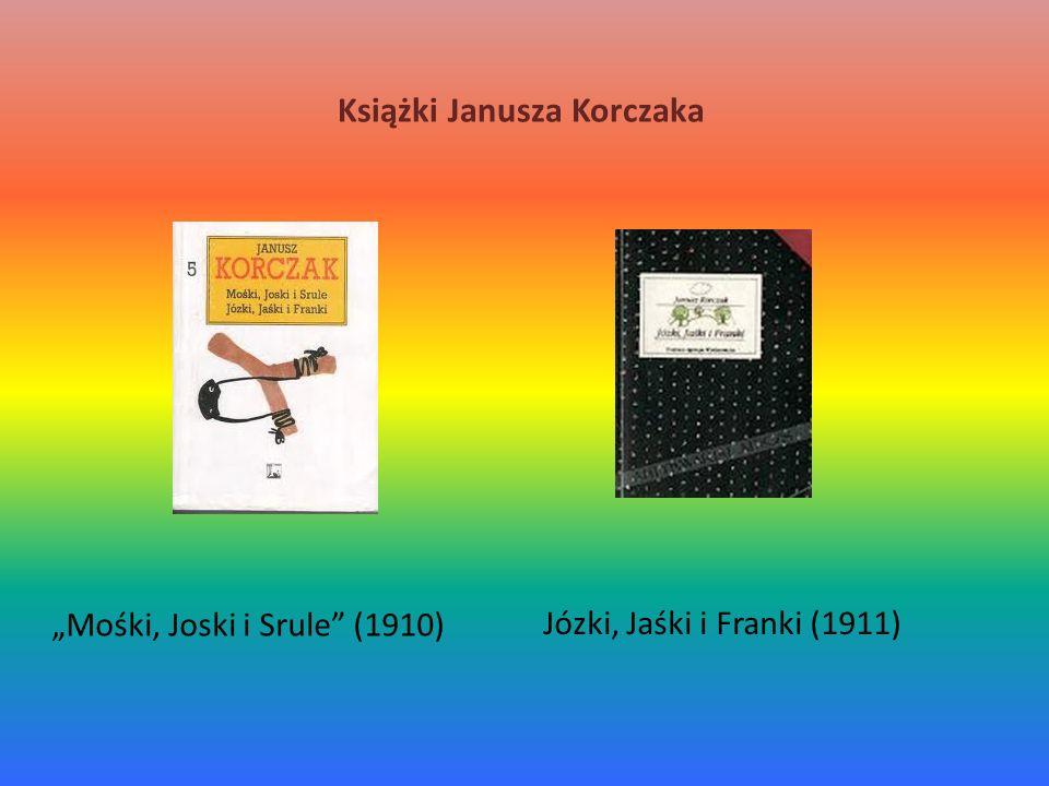 Książki Janusza Korczaka