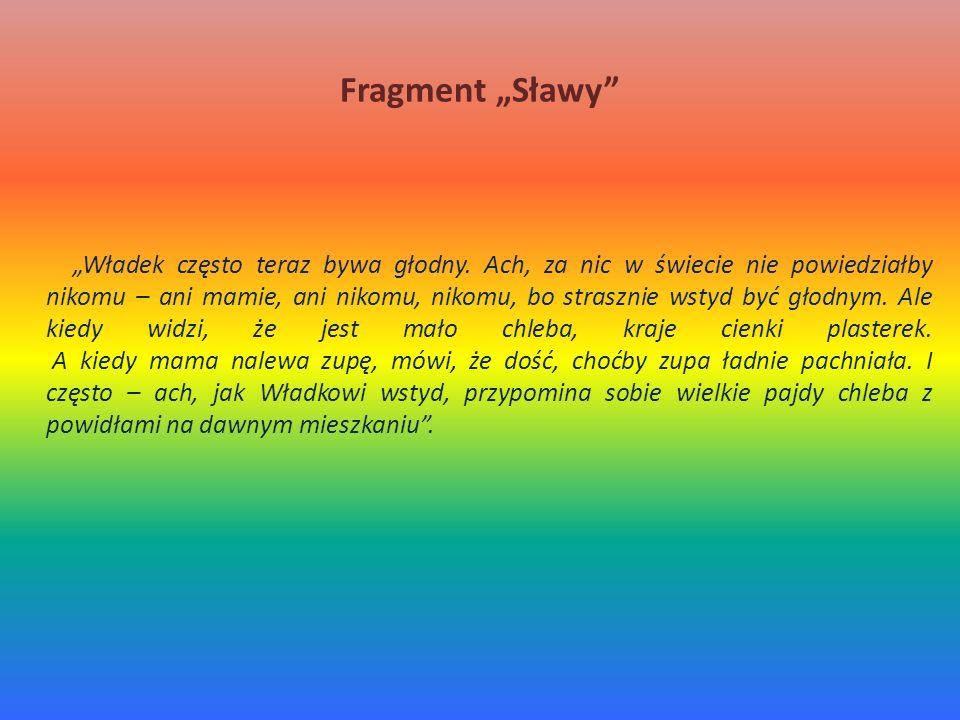 """Fragment """"Sławy"""