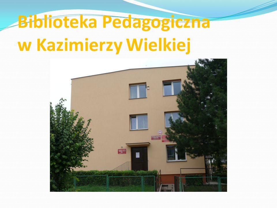 Biblioteka Pedagogiczna w Kazimierzy Wielkiej