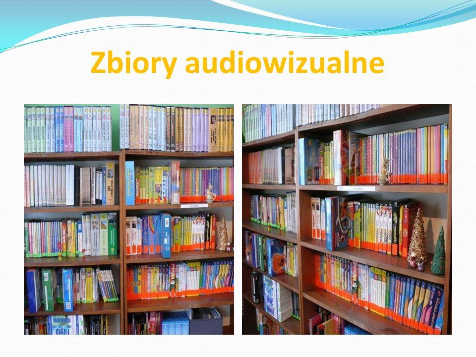 Zbiory audiowizualne