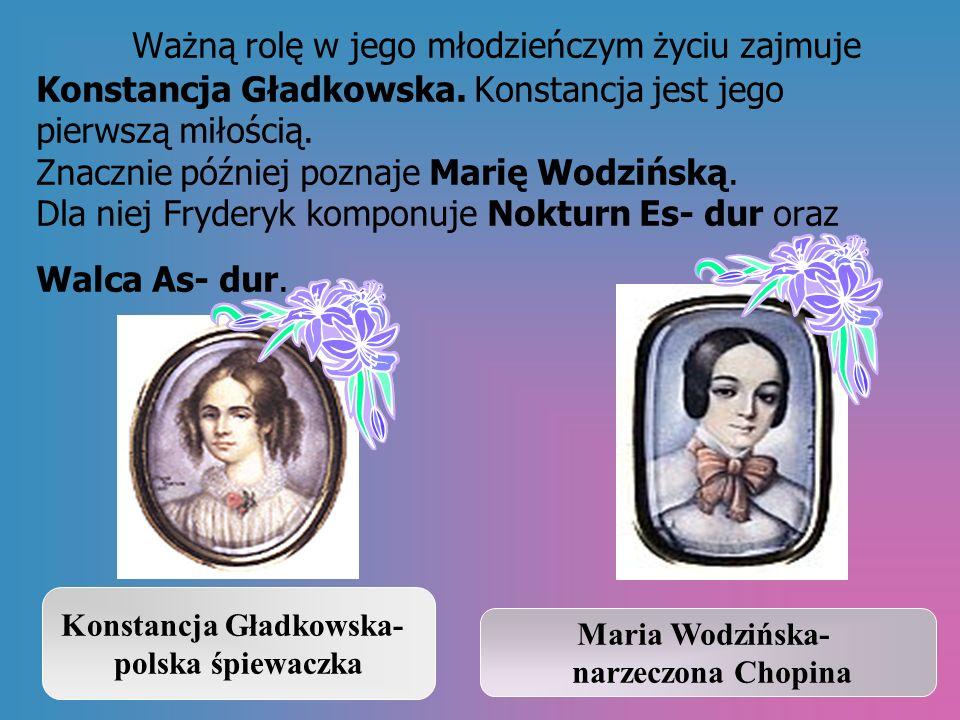 Konstancja Gładkowska-
