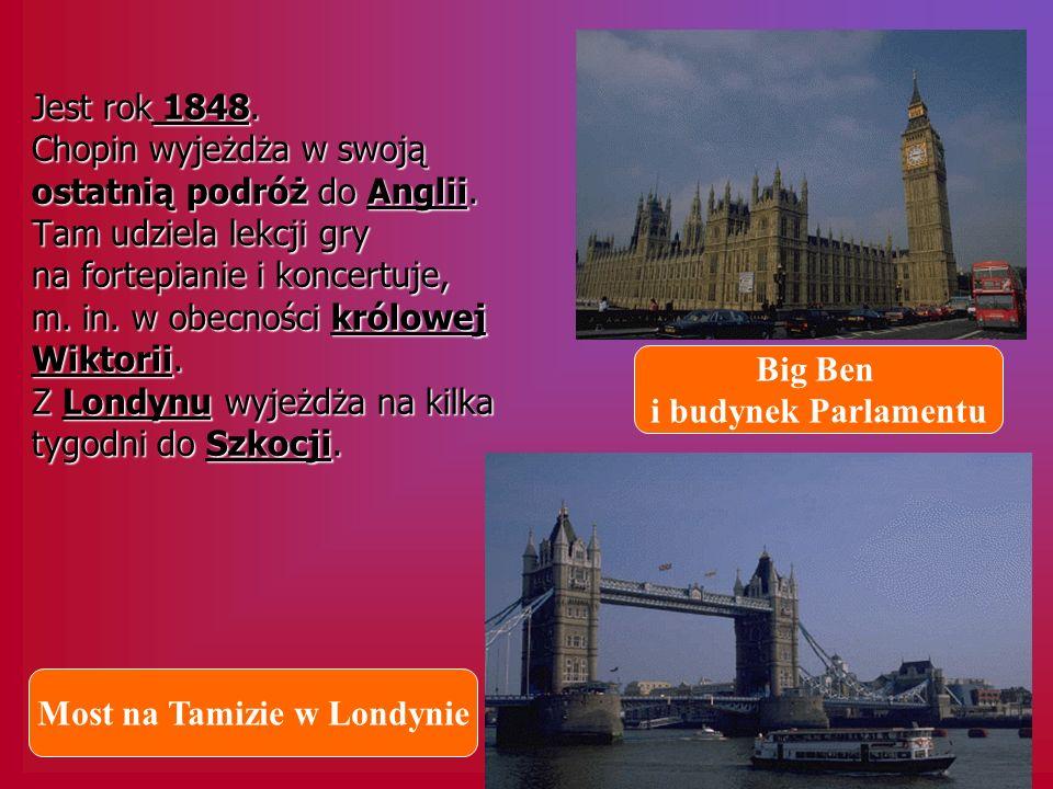Most na Tamizie w Londynie