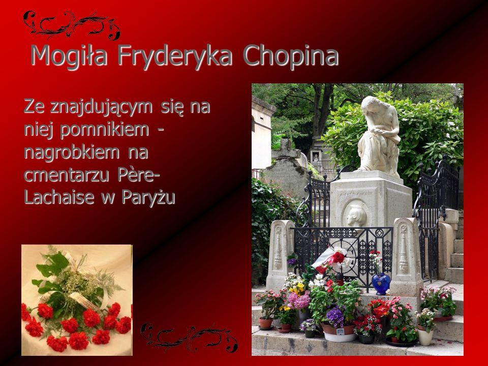 Mogiła Fryderyka Chopina