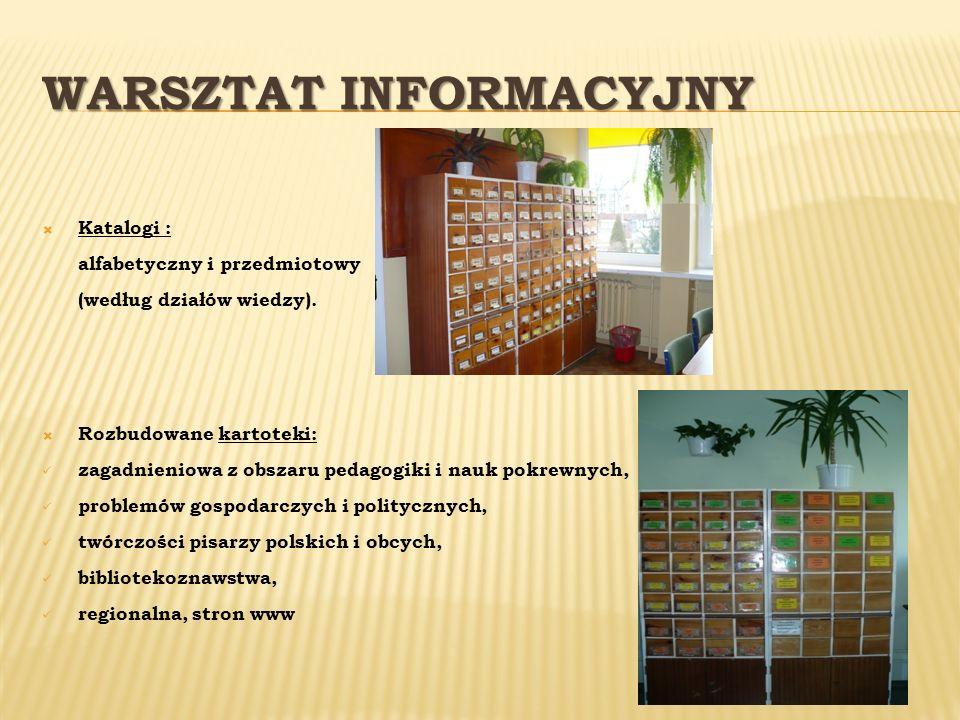 Warsztat informacyjny