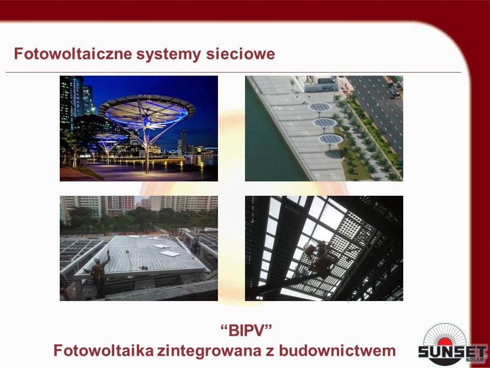 Fotowoltaiczne systemy sieciowe