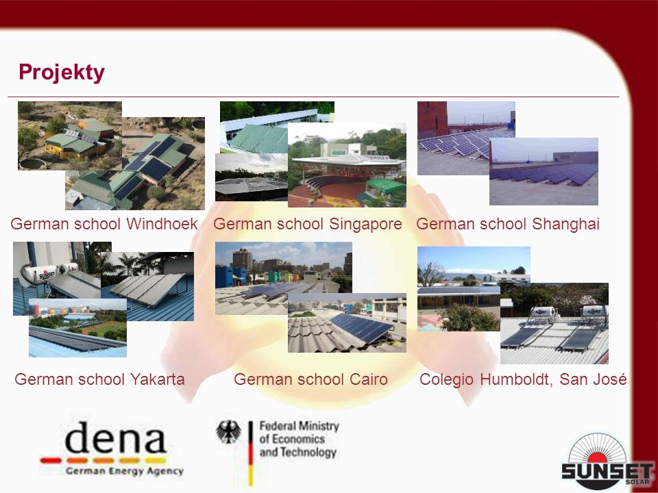 Projekty German school Windhoek German school Singapore