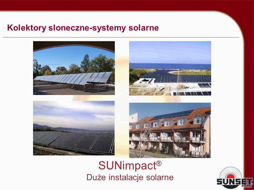 Kolektory sloneczne-systemy solarne