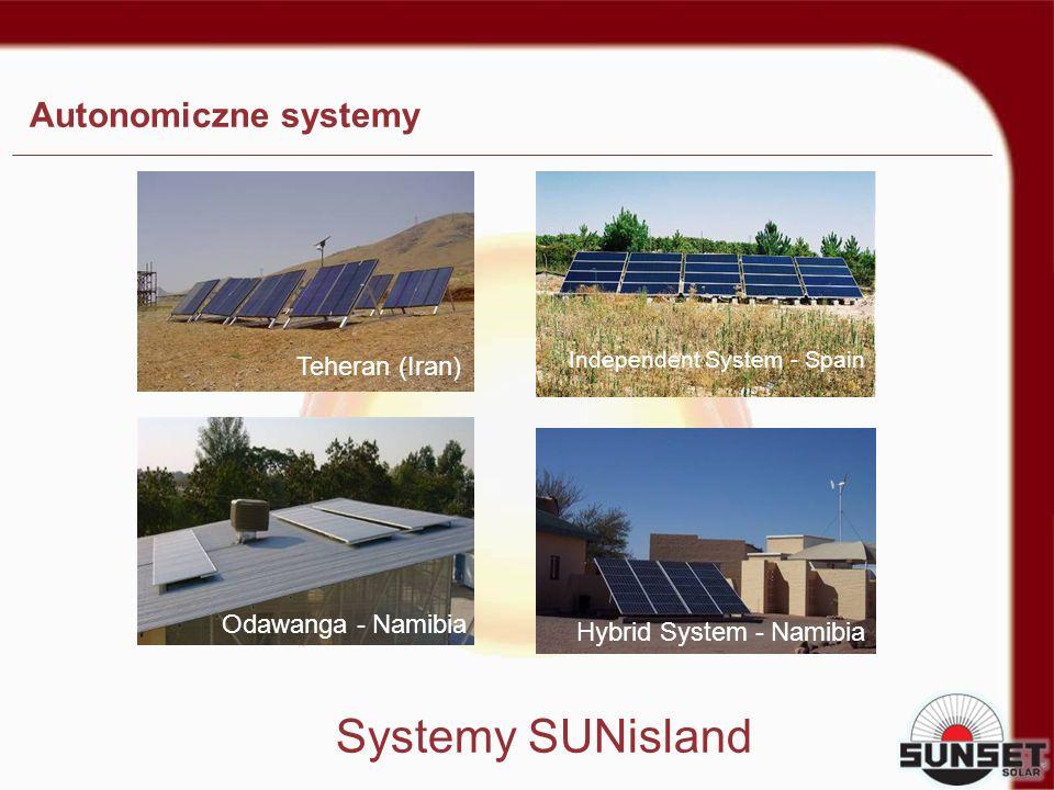 Systemy SUNisland Autonomiczne systemy Teheran (Iran)