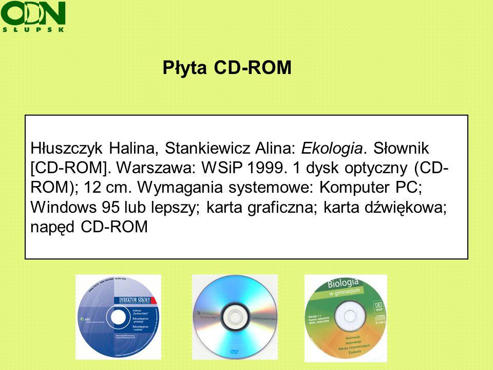 Płyta CD-ROM