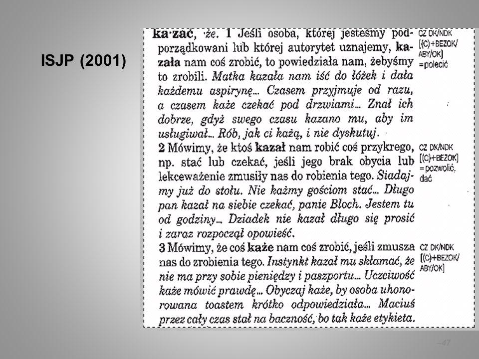 ISJP (2001)