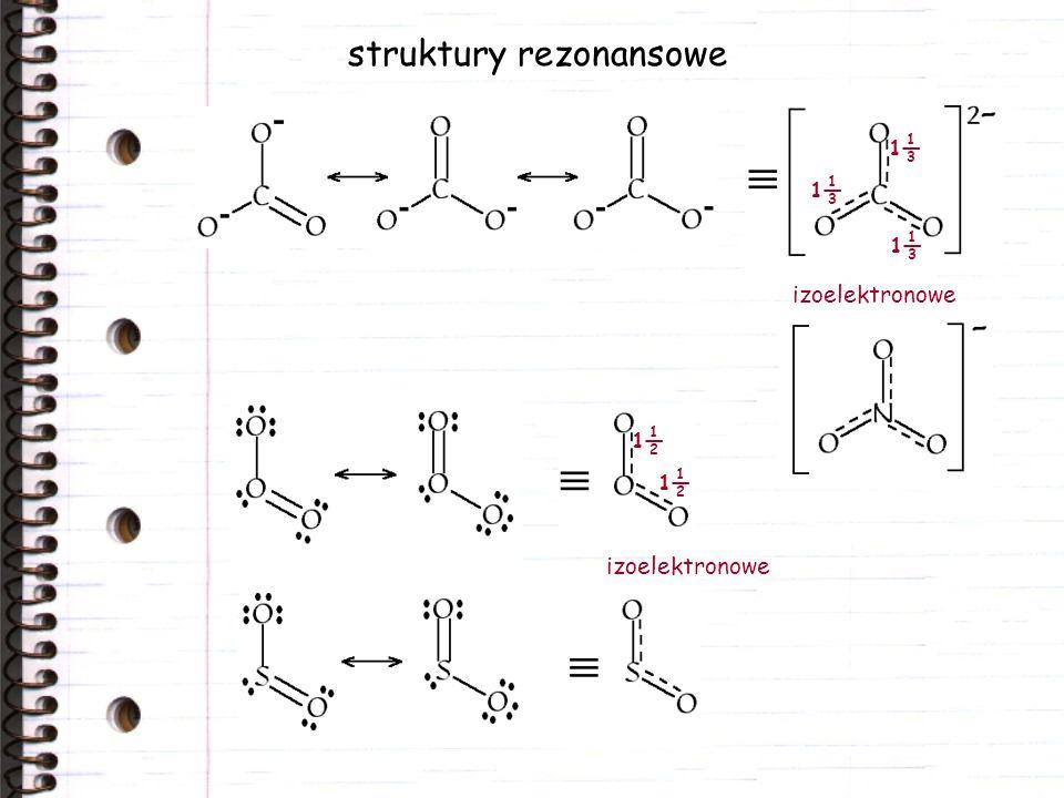 struktury rezonansowe