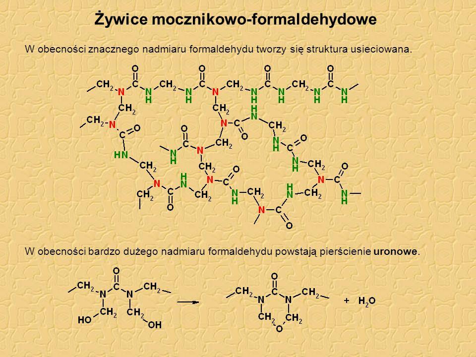 Żywice mocznikowo-formaldehydowe