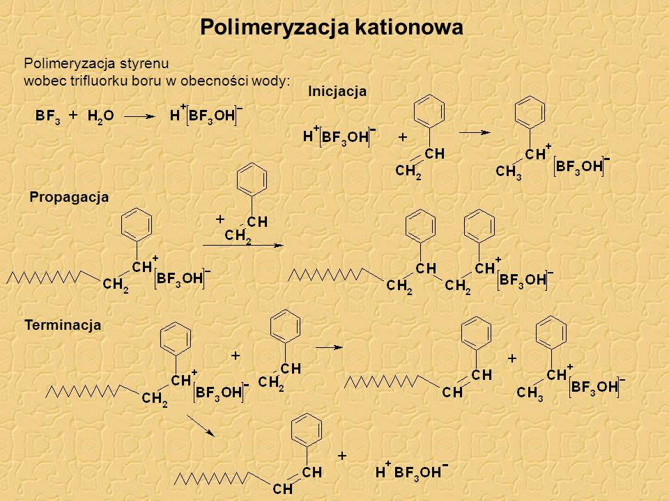 Polimeryzacja kationowa