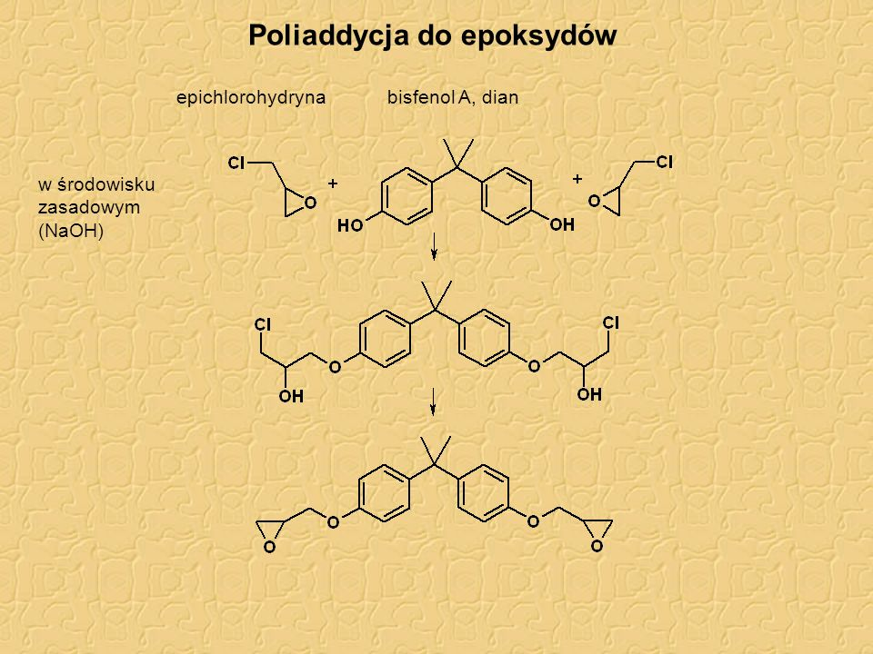 Poliaddycja do epoksydów