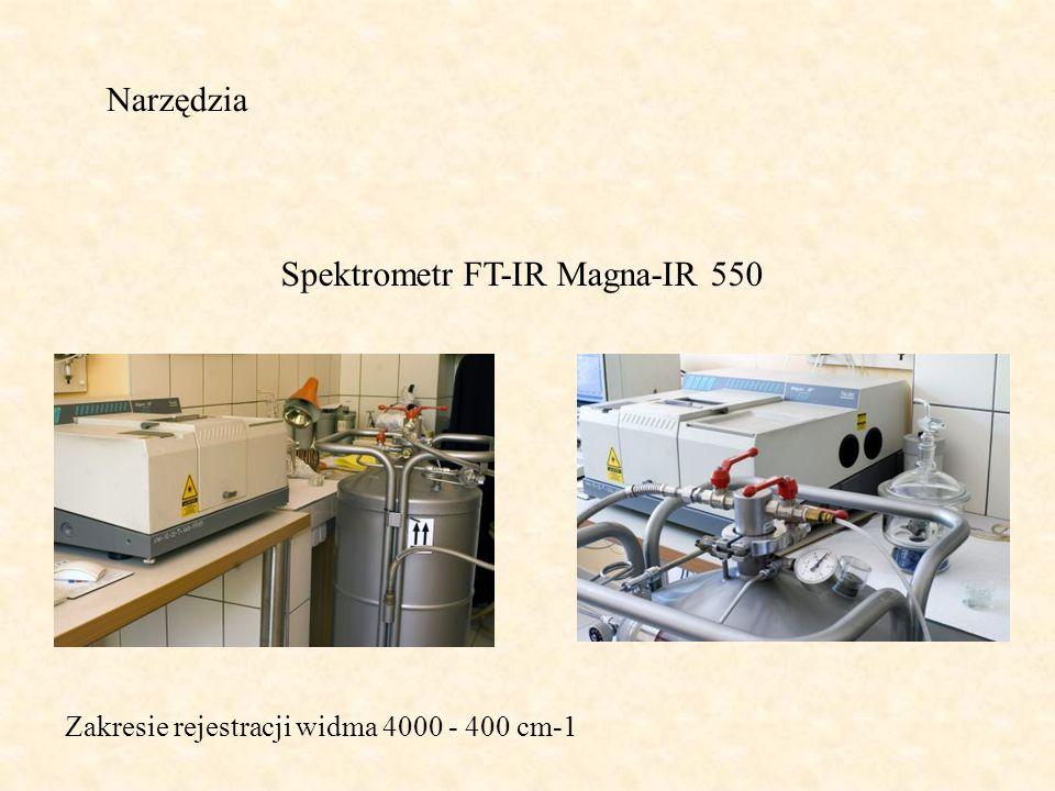 Spektrometr FT-IR Magna-IR 550