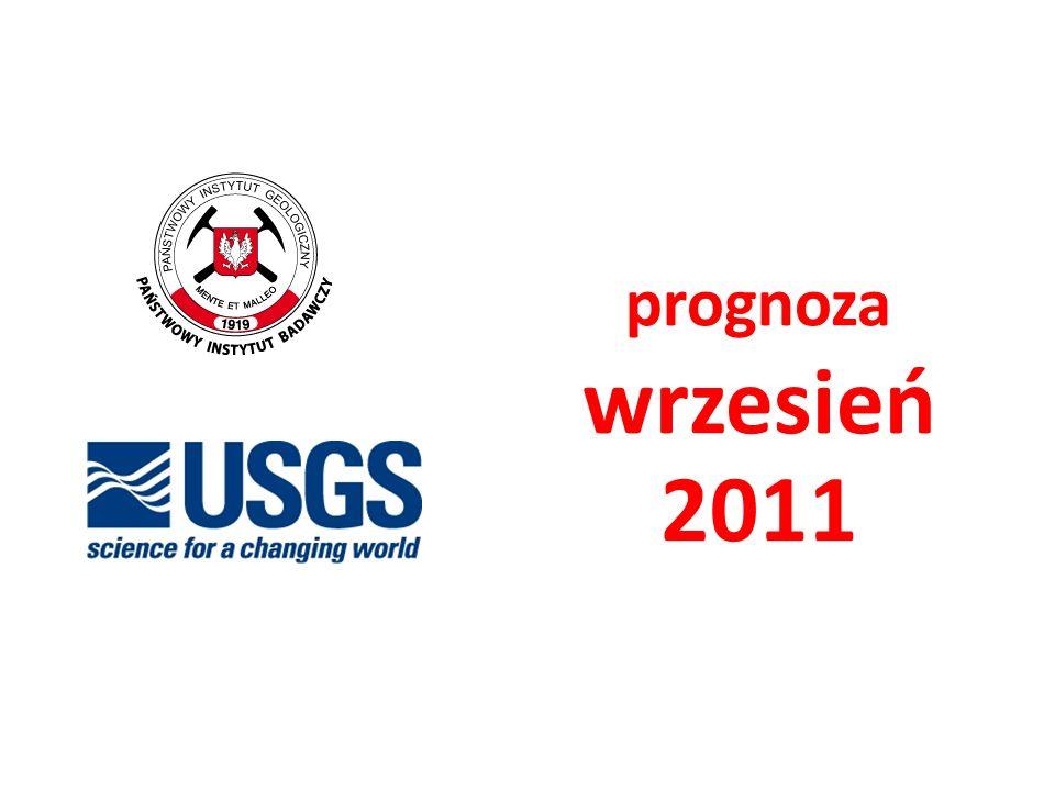 prognoza wrzesień 2011