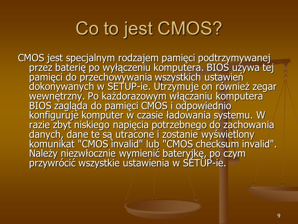 Co to jest CMOS