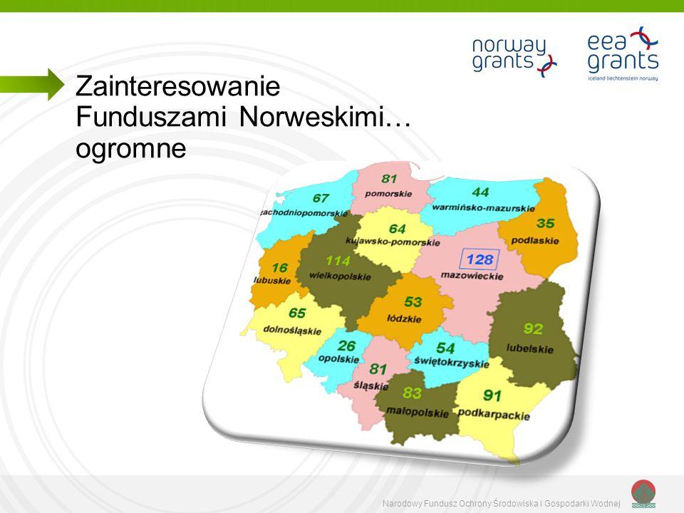 Zainteresowanie Funduszami Norweskimi… ogromne