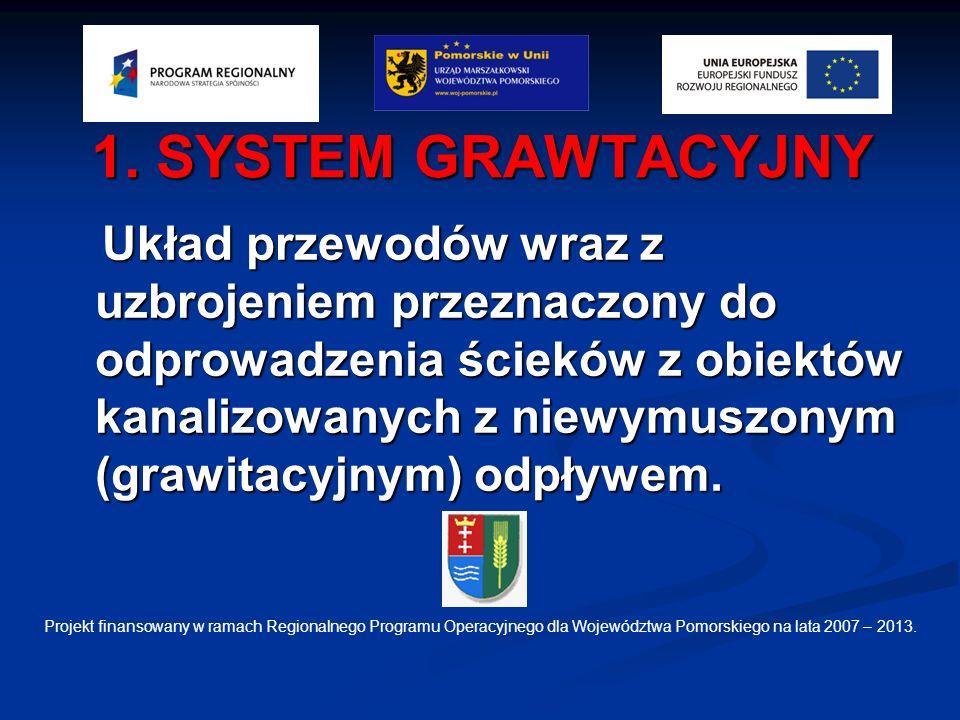 1. SYSTEM GRAWTACYJNY