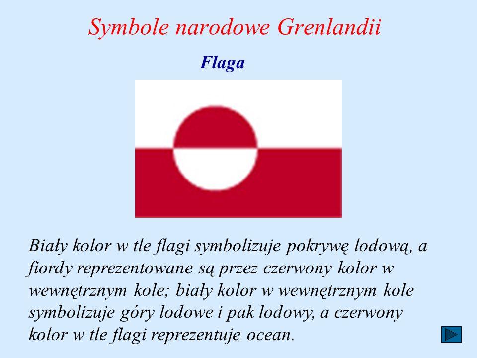 Symbole narodowe Grenlandii