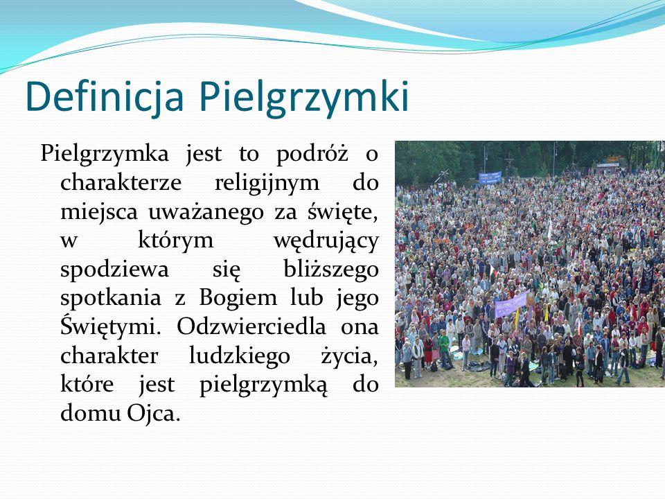 Definicja Pielgrzymki