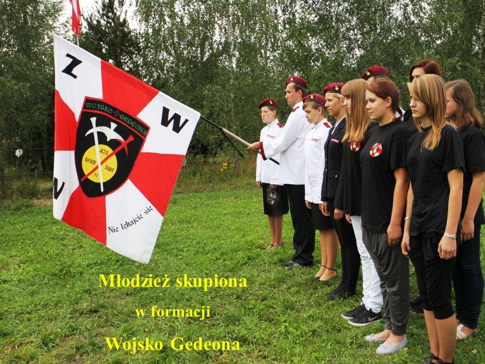 Młodzież skupiona Wojsko Gedeona