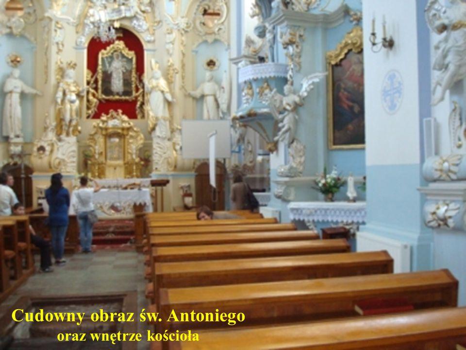 Cudowny obraz św. Antoniego