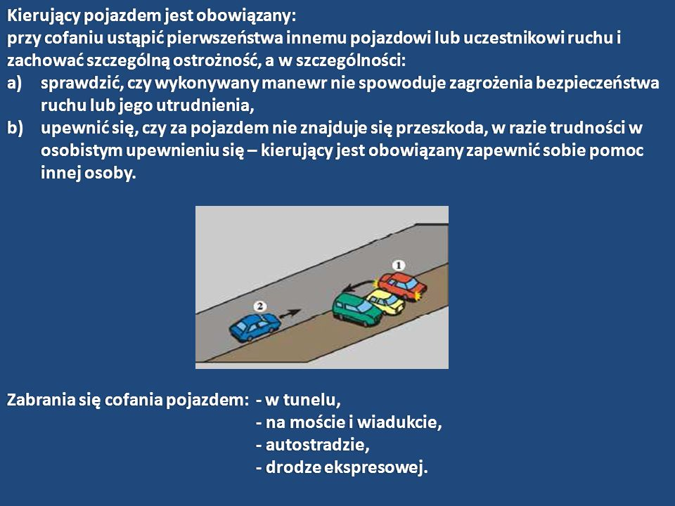 Kierujący pojazdem jest obowiązany: