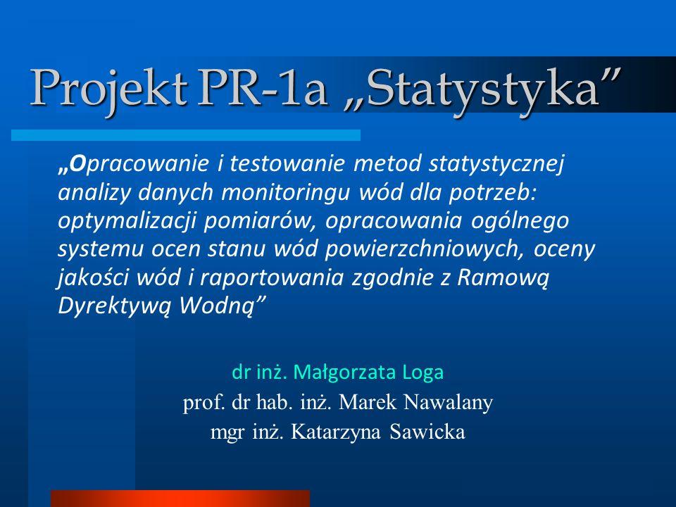 "Projekt PR-1a ""Statystyka"