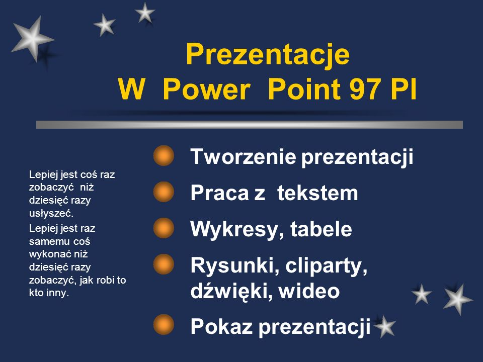 Prezentacje W Power Point 97 Pl