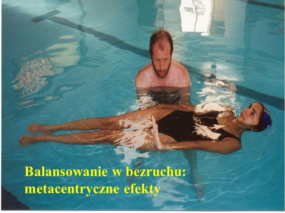 Balansowanie w bezruchu: metacentryczne efekty