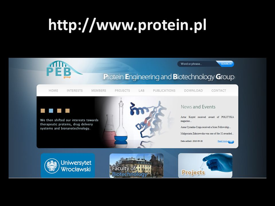 http://www.protein.pl