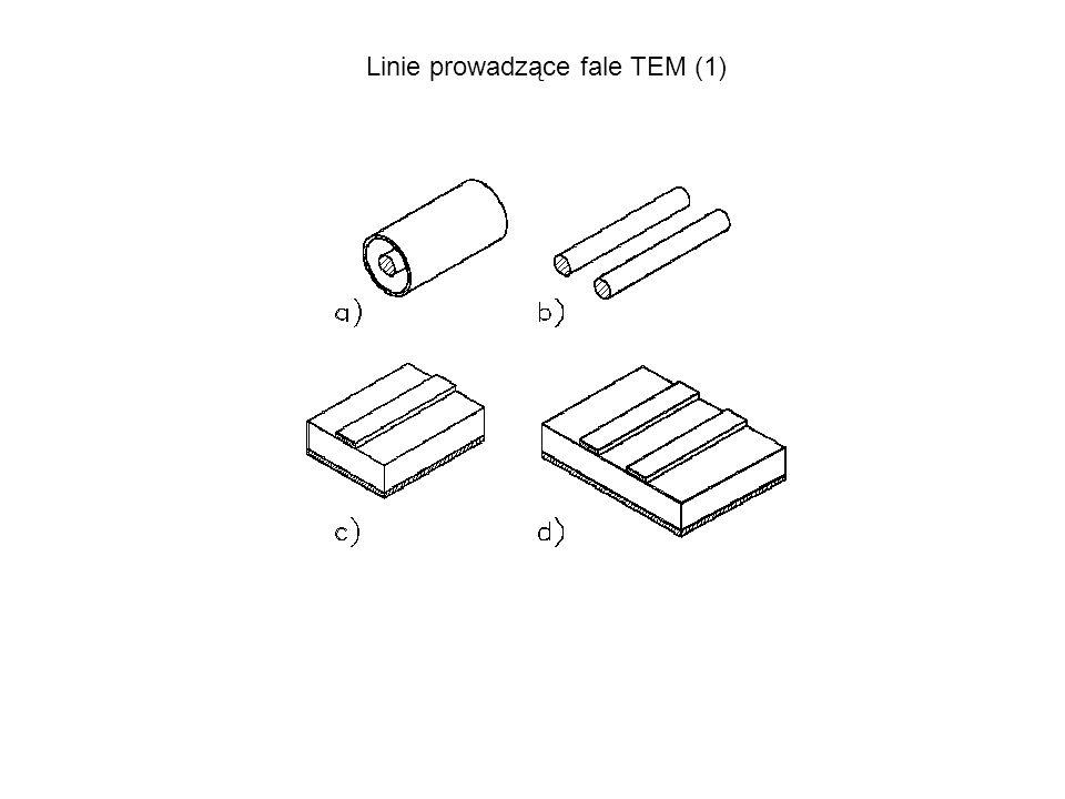 Linie prowadzące fale TEM (1)