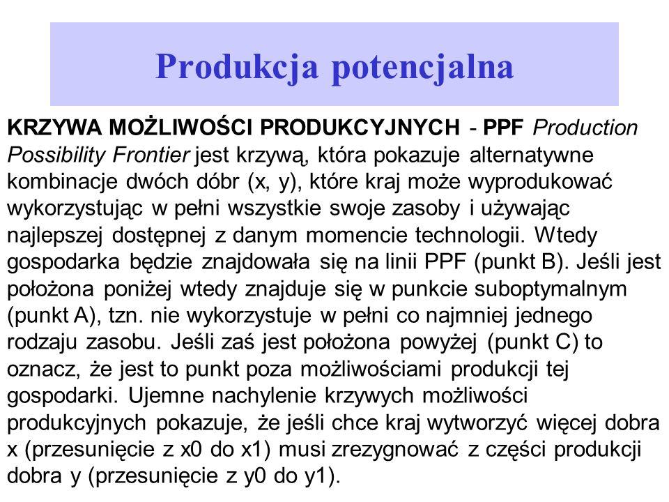 Produkcja potencjalna