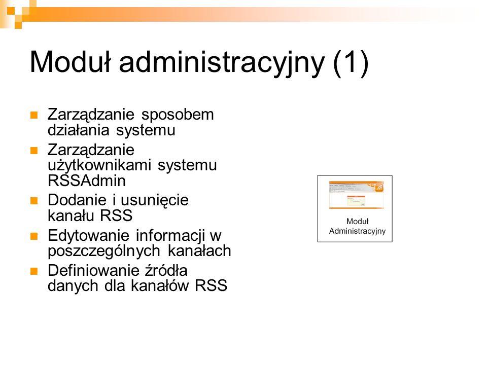 Moduł administracyjny (1)