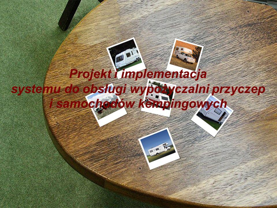 Projekt i implementacja