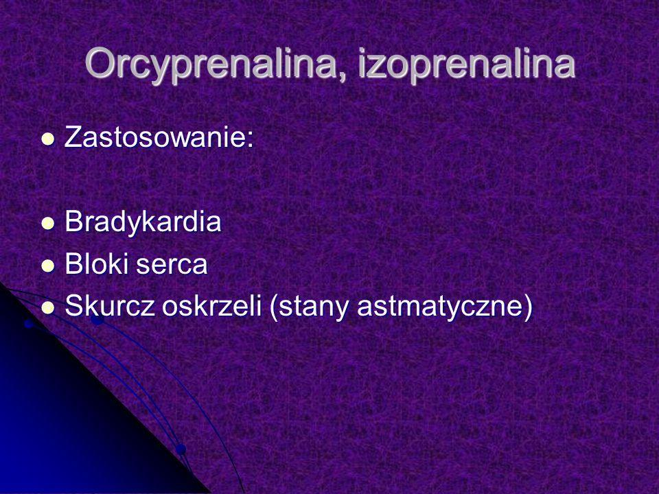 Orcyprenalina, izoprenalina