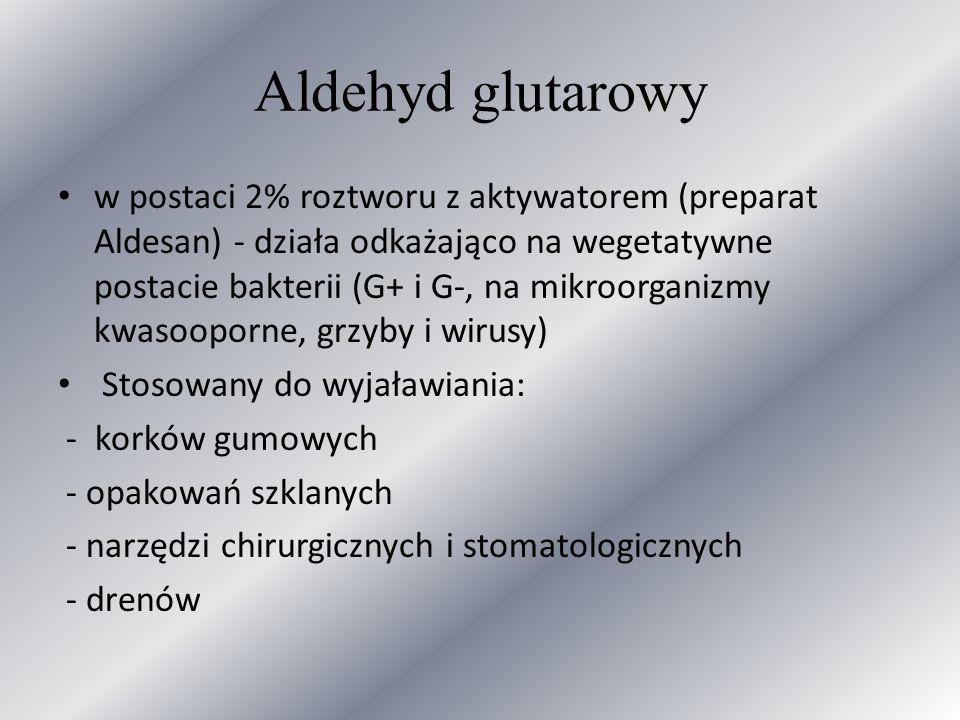 Aldehyd glutarowy