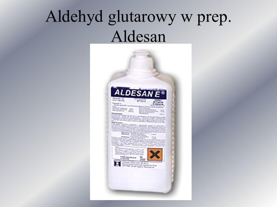 Aldehyd glutarowy w prep. Aldesan